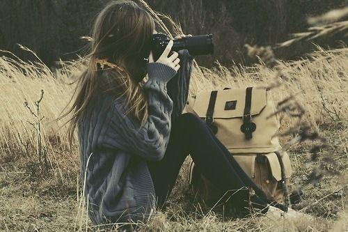 Anna loves photography