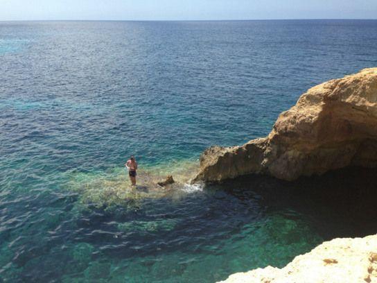 Lampedusa, il mare più bello del mondo