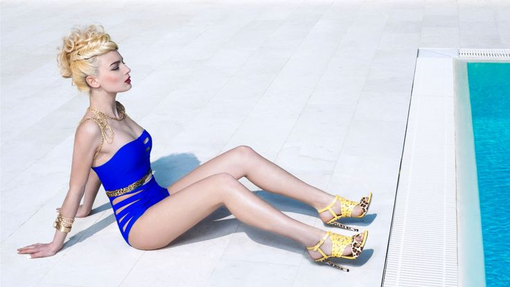 Spring / Summer Campaign 2014 by Michela Rigucci Luxury