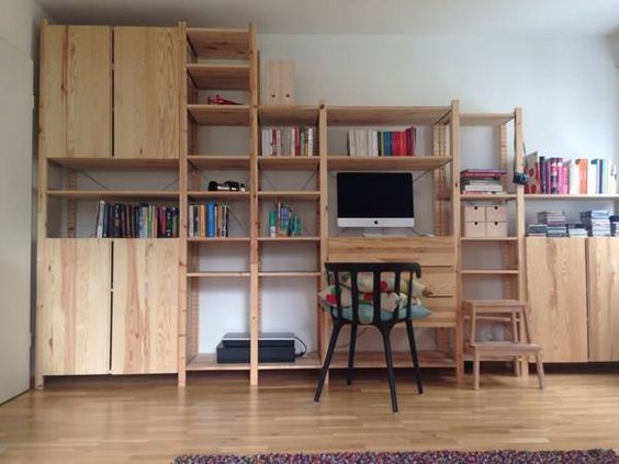Wandregal IKEA Ivar in Zürich, buy on ricardo.ch - Love this combination and…