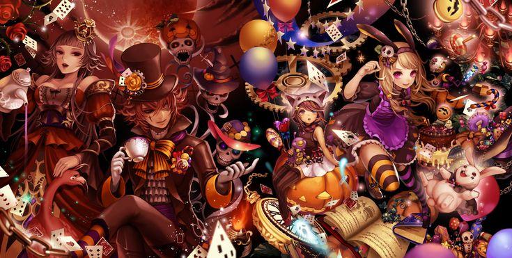 ♠ Alice in Wonderland ♠