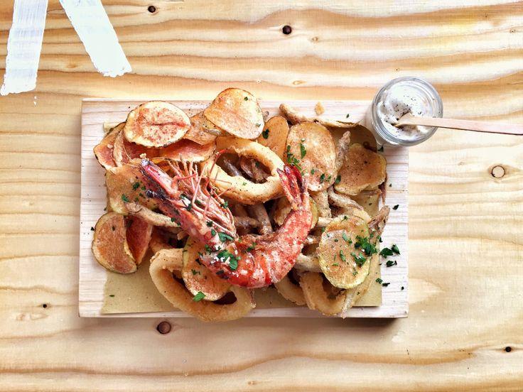 Signora ava est un restaurant italien à Bruxelles découvert par le foodblog The foodalist