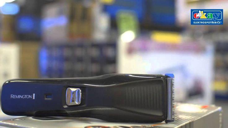 """""""Zastřihovač Remington HC5200.  Ke snadnému ustřižení vlasů nebo strniště potřebujete to správné náčiní. Vstupte do kolekce zastřihovačů vlasů Remington Pro Power - nejrychlejší a nejvýkonnější řady zastřihovačů od značky Remington. Tyto strojky vám dodají sílu a kontrolu pro sebevědomé zastřižení vlasů..."""""""