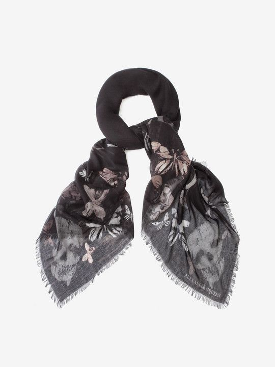 Bleached Butterfly Scarf