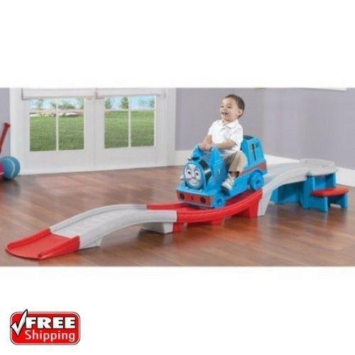 Kids Ride On Toys Thomas The Train Step2 Roller Coaster Children Toddler Boy Toy | Toys & Hobbies, Preschool Toys & Pretend Play, Step 2 | eBay!