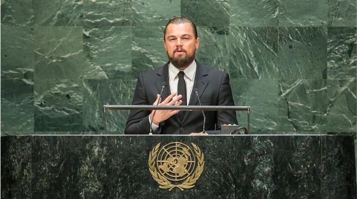 La estrecha relación de Leo DiCaprio con Chile y su situación medioambiental