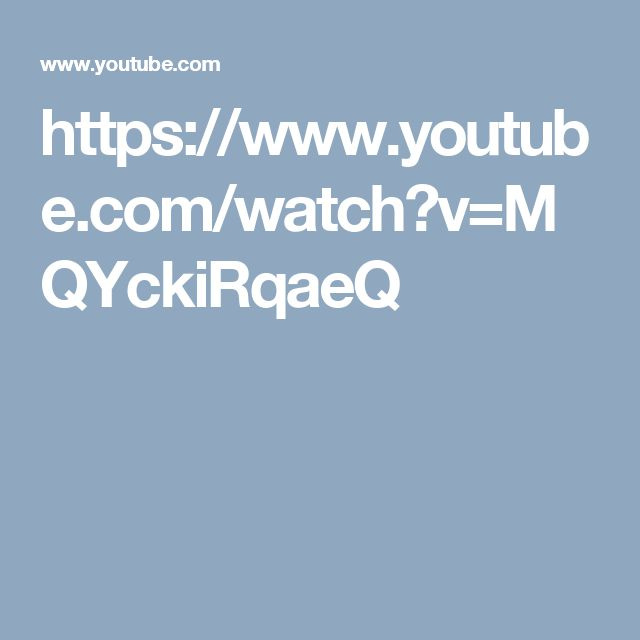 https://www.youtube.com/watch?v=MQYckiRqaeQ