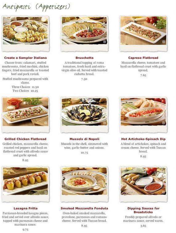 Inspirational Closest Olive Garden Restaurant