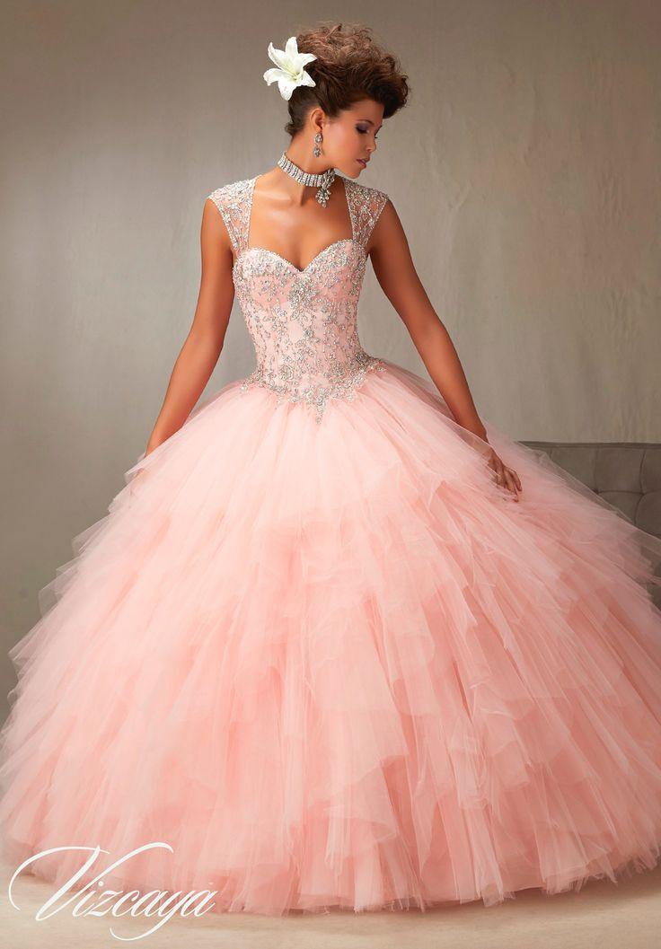 Mori Lee Quinceanera Dress Style 89066