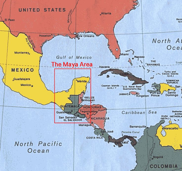 Who conquered the mayas