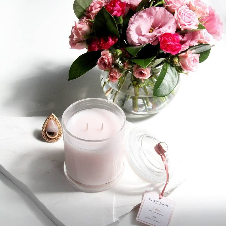 Purchase the Oahu Destination Candle this Mother's Day and we'll pay it forward with a donation to the @McGrathFoundation. Available online and in participating stockists until 8 May. #PayItForwardWithPink #OahuCandle #GlasshouseFragrances #MothersDay