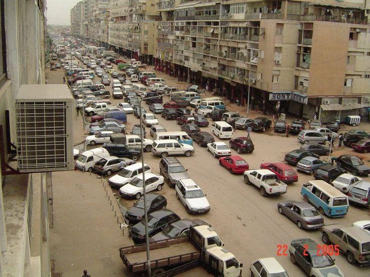 angola | ... muitos paralelismos entre Angola e o Egipto, a Tunísia e a Líbia