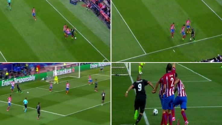 Champions League: El jugadón de Karim Benzema digno de entrar en la galería del museo de Champions | http://www.marca.com/futbol/champions-league/semifinales-champions-league/2017/05/10/59136cc5ca474166268b45a8.html