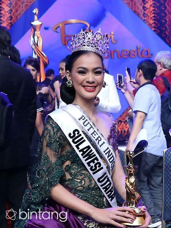 Kezia Roslin Cikita Warouw - Puteri Indonesia 2016