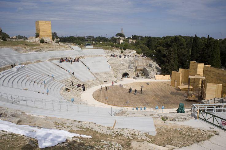 teatro greco - Cerca con Google