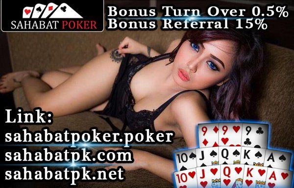 """Susah menang di situs lain ??? Ayo daftarkan diri anda di sahabatpoker  Bonus Refferal 15% Bonus Turn Over 0,5% Raih kemenangan <a href=""""http://sahabatpoker.poker"""" rel=""""dofollow"""">Agen Domino 99 </a> bersama kami disini.. PIN BB : 2B13CFDA"""