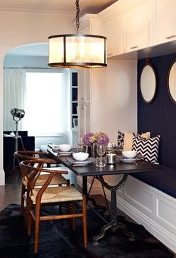 55 Central Park West - transitional - Dining Room - New York - Chango & Co.