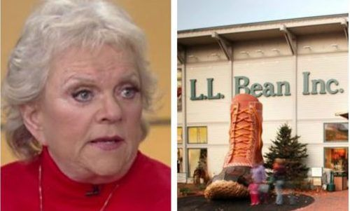 1/12/17 Linda Bean fires back at anti-Trump bullies fueling L.L. Bean boycott, then Donald Trump weighs in
