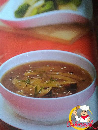 Resep Saus Jamur Shitake, Aneka Makanan China, Club Masak