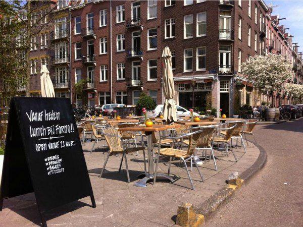 Forno Amsterdam -Pizzeria