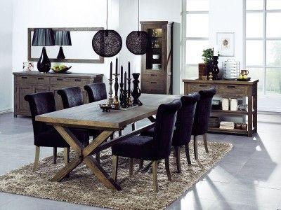 spisebord m/6 stoler