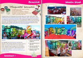 Projecten voor basisscholen Brazilië M.I. Samen 1 daanebbers.yurls.net