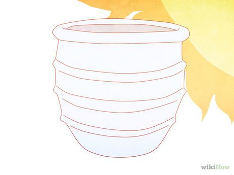 how to clean ceramic pots