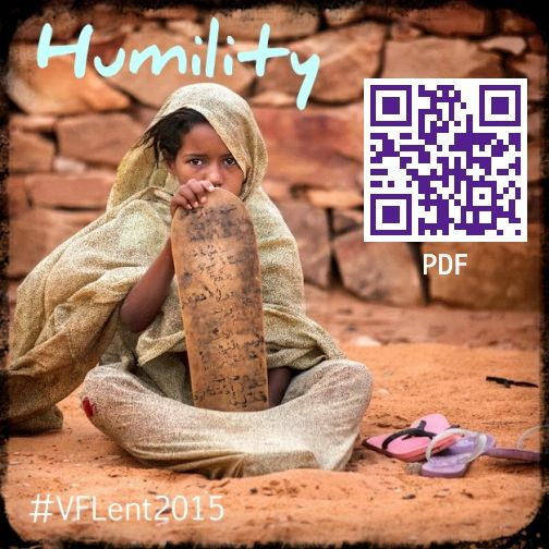 Letter for Lent by the Superior General of the Congregation of the Mission [English] #VFLent2015