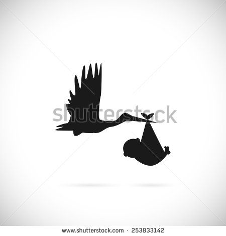 stock-vector-illustration-of-a-stork-carrying-a-baby-isolated-on-a-white-background-253833142.jpg (450×470)