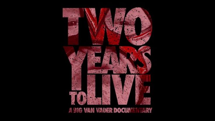 """First look at """"Two Years to Live"""" documentary on former WCW Champion Big Van Vader"""