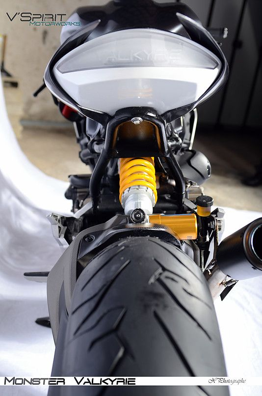 Ducati Monster 1200 S Valkyrie  V'Spirit Motorworks join us on Facebook https://www.facebook.com/Vspirit-Motorworks-298115447052915/?pnref=story