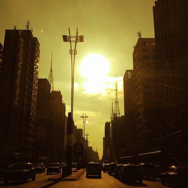 São Paulo em São Paulo Avenida paulista