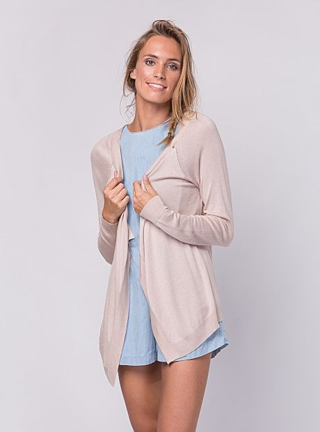 For your #summer chilly nights > Elisa Cardigan / Rose | #BuddhaWear  $109.90 AUD  #ethicalfashion #womensfashion