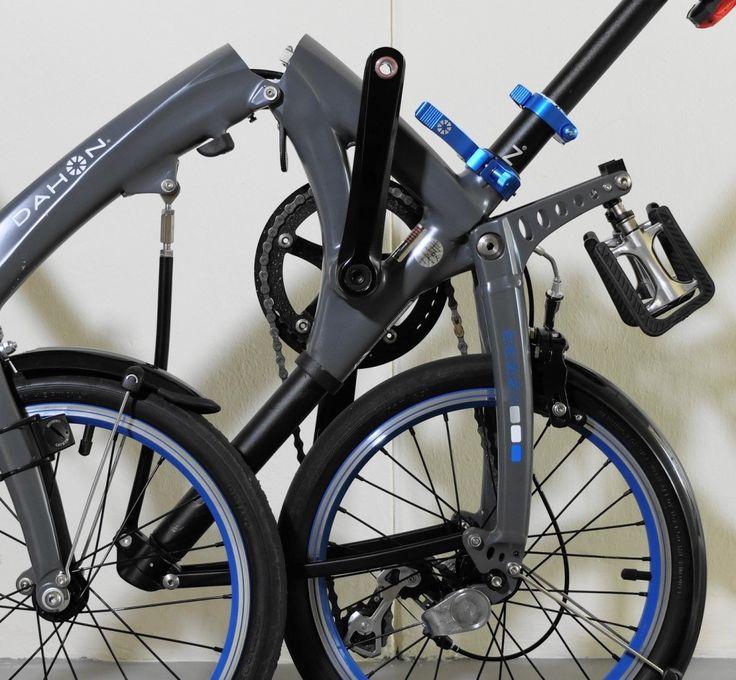 16 Best Dahon Stowaway Folding Bike Accessories Images On