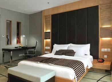Grand Swiss-Belhotel Medan - Room