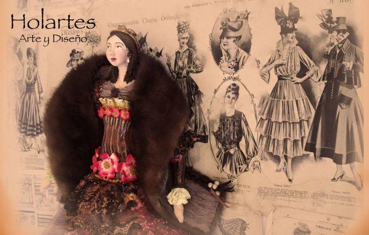 #muñecas #art #diseño #fashion #inspiration