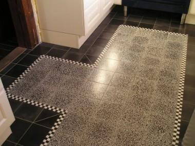 Ryan's Cementtegels patroon Retro