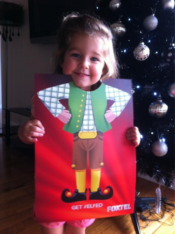 Check out this #Elfed pic from @perthpotter