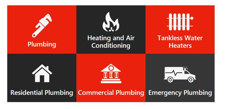 Orange County Plumber for Plumbing, Heating, Air Conditioning & Tankless Water Heater