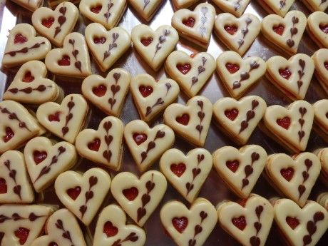 Svatební cukroví,vánoční cukroví a další moje hobby.. - Fotoalbum - SVATEBNÍ CUKROVÍ - P7221058