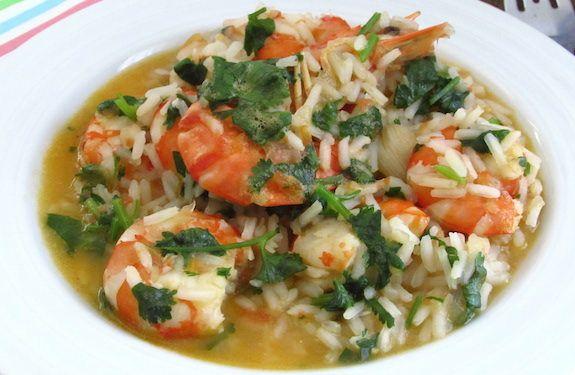 Arroz com camarão | Food From Portugal