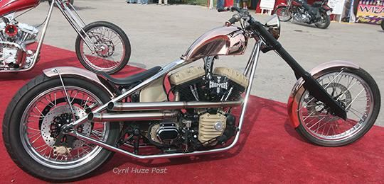 Sturgis 2015 built by West Coast Choppers - WCC of U.S.A. - Image 30321