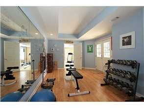 20 best home gym images on pinterest  fitness studio