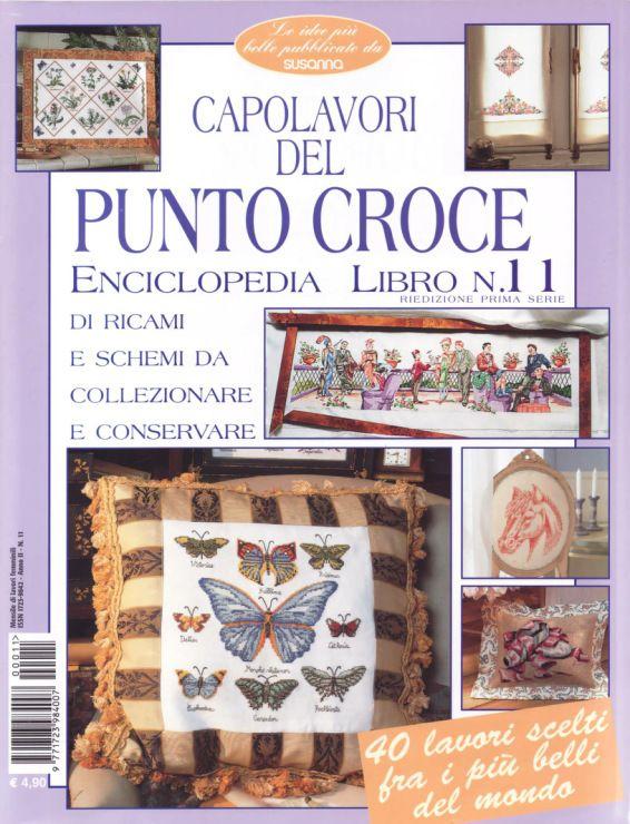 Gallery.ru / Enciclopedia de punto de Cruz 11