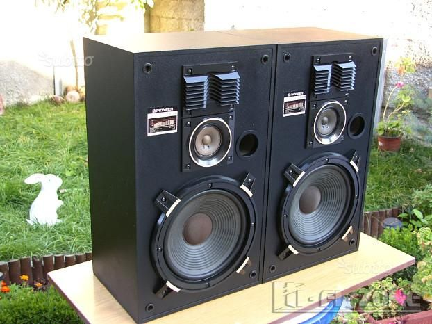 Casse Pioneer CS-970 - Audio/Video In vendita a Palermo