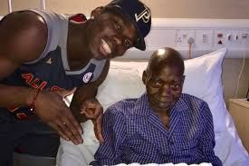 The father of Manchester United star midfielder, Paul Pogba, Fassou Antoine Pogba, has died acco...