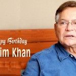 Happy birthday Salim Khan