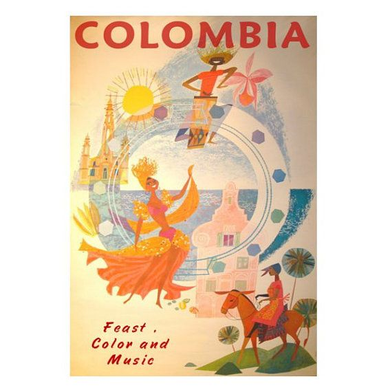 colombian poster