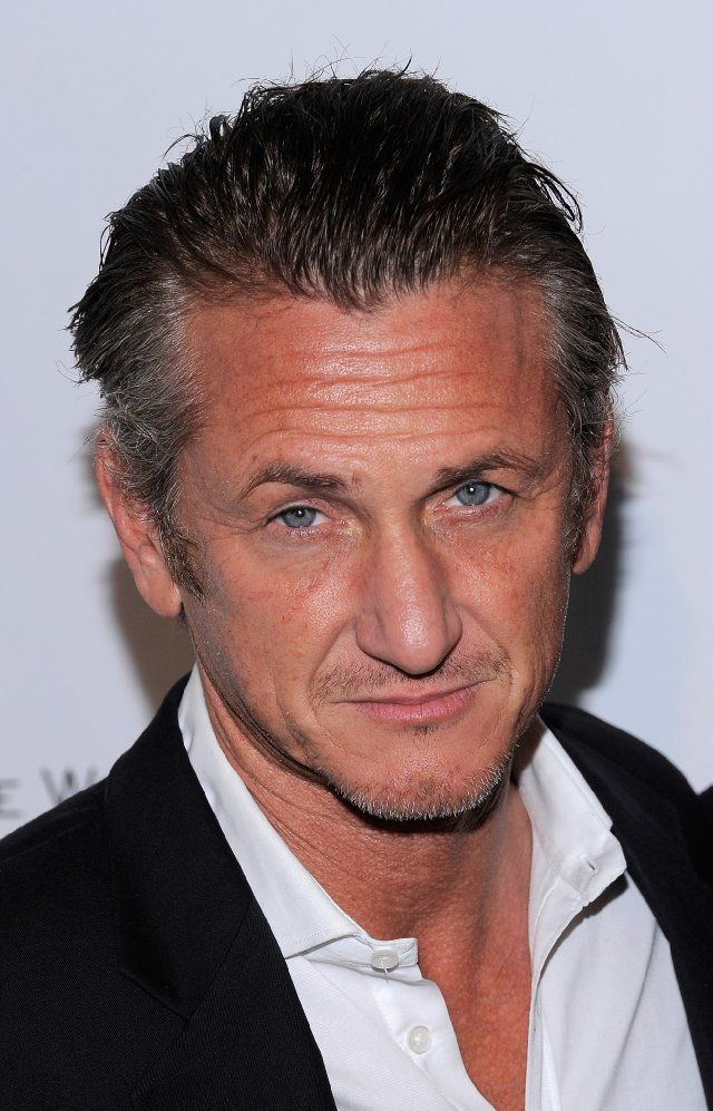 Sean Penn, Ambassador to Haiti, and one of my favorite Actors and Activists.
