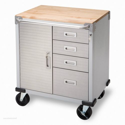 Rolling-Tool-Chest-HD-Roller-Cabinet-Box-On-Wheels-Drawer-Storage-Workbench-Shop